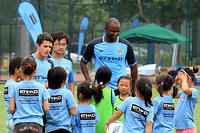 Etihad Airways Manchester City FC Soccer Schools